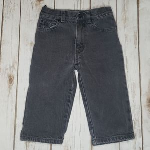Hurley Faded Black Jeans size 18 Months